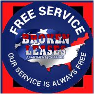 Free Service Logo Broken Lease